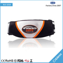 vibration belly massage belt with PU leather&ABS material