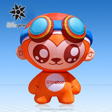 Custom cartoon monkey inflatable