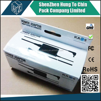 High quality manufacture custom cardboard package design box