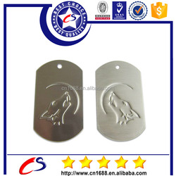 New promotional products cheap dog tags for pets