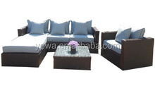 2015 new design rattan sofa wiker outdoor furniture