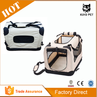 China Wholesale High Quality folding pet carrier plastic