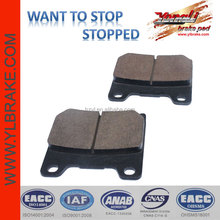brake spare part for yamaha motorcycle,motorcycle accessories brake pad,disc brake pad manufacturers