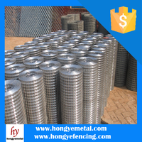 10 Gauge Galvanized Welded Wire Mesh With ISO9001 Certificate By CQC