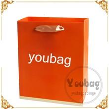 Sales Promotion Beautiful Large Printed Paper Bag/Shopping Paper Bag