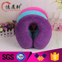 Supply all kinds of bean bag neck pillow,super soft baby neck pillow,car seat head neck rest pillow