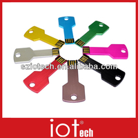 Key Style Logo Print USB Flash Disk