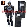 riot suit and riot shield/body armour suit