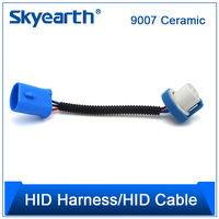 Accept paypal!!! mortorcycle hid wire harness