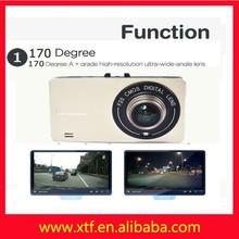 Factory wholesale 2.7 inch car accident camera kit/car video recorder/mini camera spy
