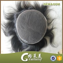full cuticle hot sale sexy human hair full lace silicone wig