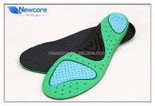 Polyurethane full insole for sport shoe shock absorption