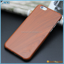 Plastic material cover , Imitated Wood Grain case For IPhone 6/6S/6plus