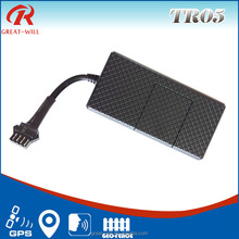 accurate localization car gps tracker with long battery life remotely stop car