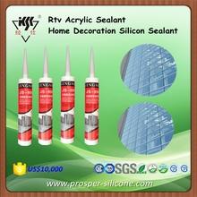 Rtv Acrylic Sealant/Home Decoration Silicon Sealant
