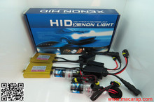 MACAR'S FACTORY SUPPLY SLIM HID XENON KIT AND MOTORCYCLE HID KIT