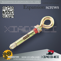 expansion bolt tie Wire Anchor fish eye anchor