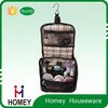 Custom Wholesale hanging toiletry bag for traveling