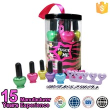 Cosmetics Make Your Own Brand Toy Plastic Professional Nail Polish
