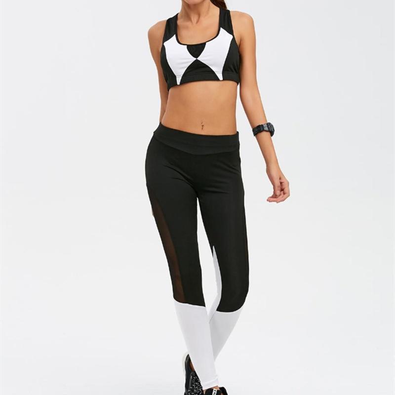 Bonvatt unisex mutandine strato 8 sportswear donne che indossano stretti di yoga sexy reggiseno giacca fitness e yogawear