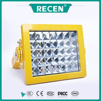 50 60 70w IP66 LED Explosion proof street light, explosion proof spot light, explosion proof flood light