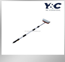 67'' extendable water flow brush/car cleaning brush