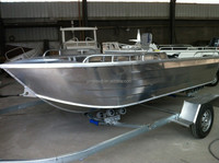 12-14ft Japan used flat bottom boats for sale