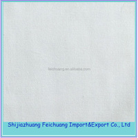 China cheapest eco-friendly twill 40s 100 cotton shirting fabric