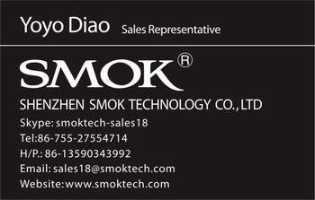 2015 Smok Hottest e cigarette bluetooth BEC PRO istar 70w box mod