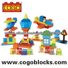 COGO DIY construcción juguetes didacticos