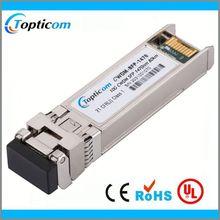 China Supplier CWDM SFP+ 10G 80KM ZR Network Router Links Module