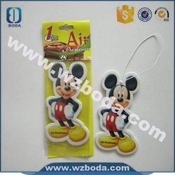2015 China hot sale kings of design car air fresheners