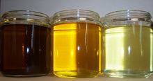 CRUDE DEGUMMED RAPESEED OIL FROM RUSSIA
