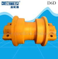 earth moving machinery undercarriage parts track roller d6b dozer