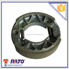 JY110 rear brake shoes for YAMAHA motorcycle in stock