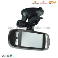 2.7inch 1080P 4ir night vision g-sensor car dvr gs8000