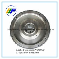 automotive parts industrial engine flywheel assembly 1DQ000-1005360