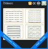 plastic recycling ESD plastic antistatic tray designed in different kinds, colours, and sizes