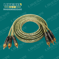 Factory Oem Odm Custom Digital Video Cable Supplier/ Rca To Rca Cable