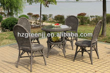 popular high-end outdoor furniture model 0575 3mm round rattan