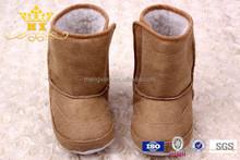 Half winter boot cheap snow boots for girls manufacturer