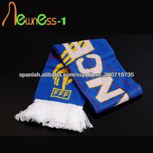 de moda de invierno fútbol club bufanda