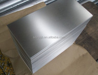 China Supplier hot dipped flat galvanized roof steel sheet