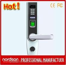 Security finger password key EU standard mortise lock (FR-L5000)