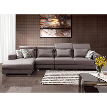2015 latest modern fabric sofa/sofa cum bed designs prices/home cinema sofa