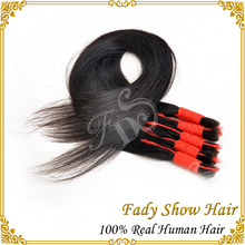 7A grade natural color virgin brazilian hair silky straight unprocessed human hair weave remy wholesale hair