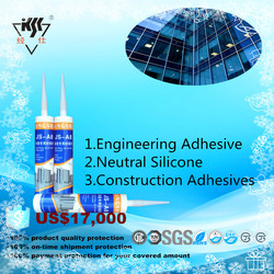 Engineering Adhesive Neutral Silicone Construction Adhesives