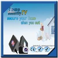 China factory LED Fake TV Simulator TV Light Sensor and Timer Home Secority Systems