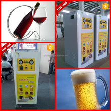 Discount price safety and high quality nitrogen blanket equipment for bottling ,wine and oil solutions