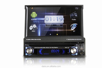 "7"" Touch Screen oen 1 Din Car Stereo CD DVD Radio mp3 Player gps navigation In Dash Head Deck Bluetooth Ipod TV GPS"